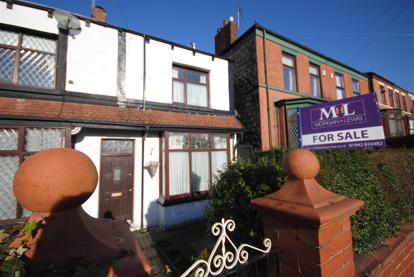 2 Bedrooms End Of Terrace House for sale in Ince Green Lane, Ince, Wigan